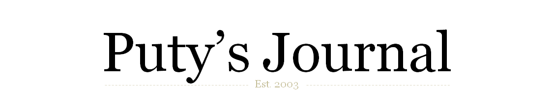 Puty's Journal